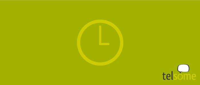 horarios telefonía ip gestion llamadas telsome