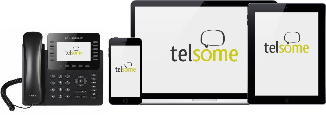 multisip telefonía IP Telsome
