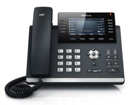 telefono ip para operadoras yealink T46G