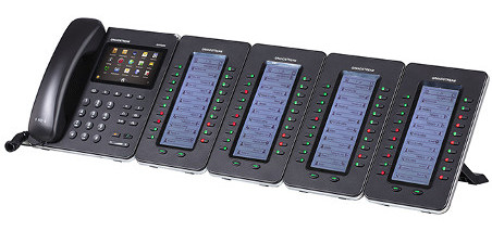 modulo expansión teclas blf telefono ip operadora