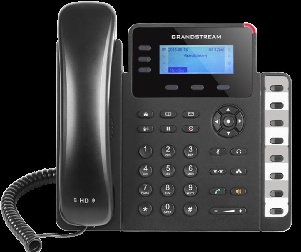 teléfono IP grandstream GXP1630 para operadoras