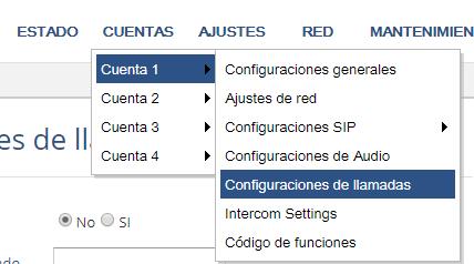 manual configuracion grandstream gxp 1610 1625 dialplan telefonia ip telsome