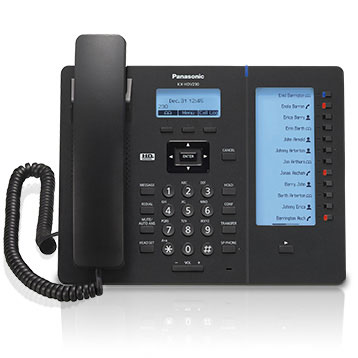 telefono ip panasonic KX HDV230 manual configuracion