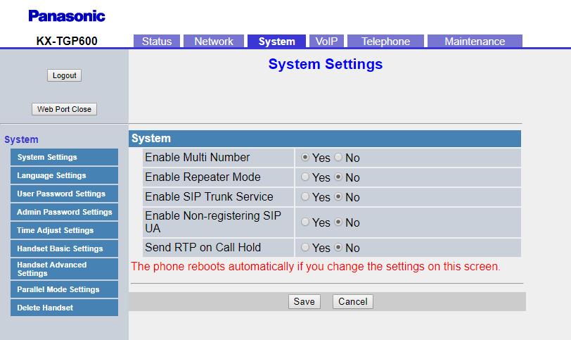 5-manual configuracion Panasonic KX TGP600 telefonia empresas telsome