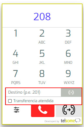 webphone telsome empresas web rtc centralita virtua