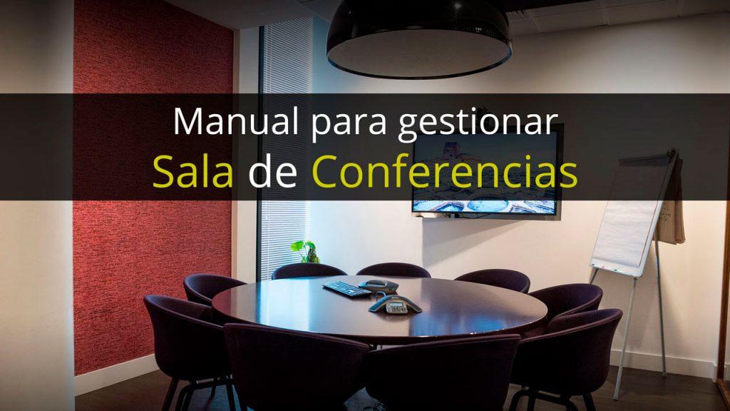 manual sala de conferencias para empresa telefonia IP telsome