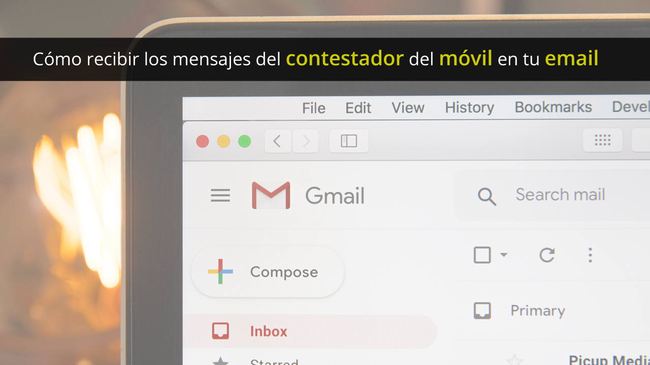 contestador en el movil telsome y en el email centralita virtual