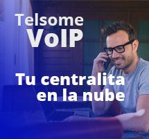 Telsome - Telefonía VoIP con centralita virtual